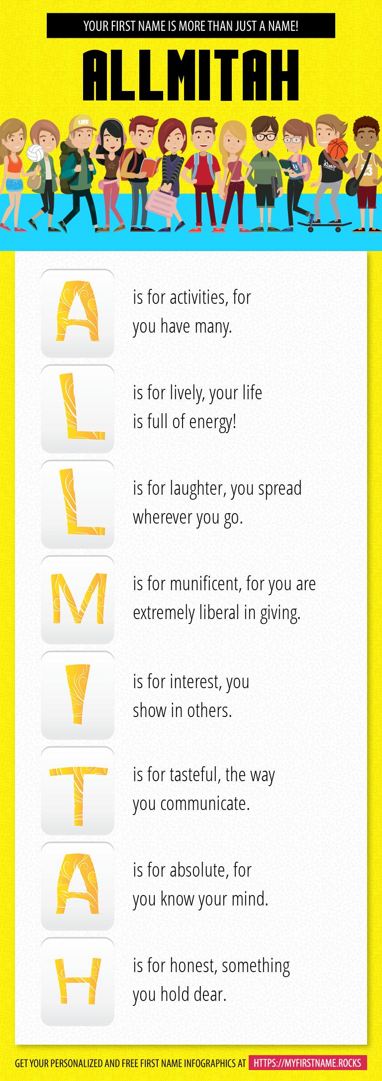Allmitah Infographics