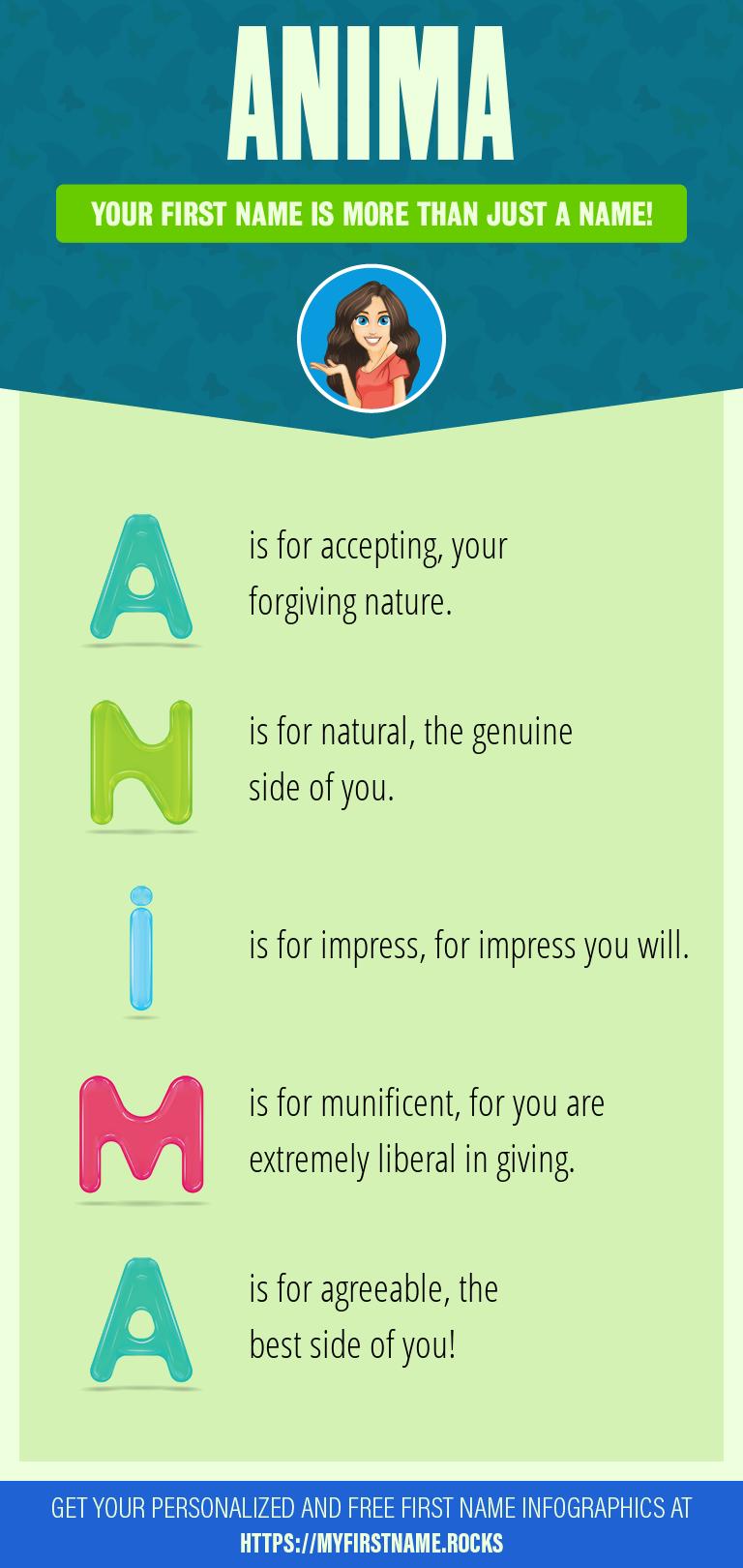 Anima Infographics