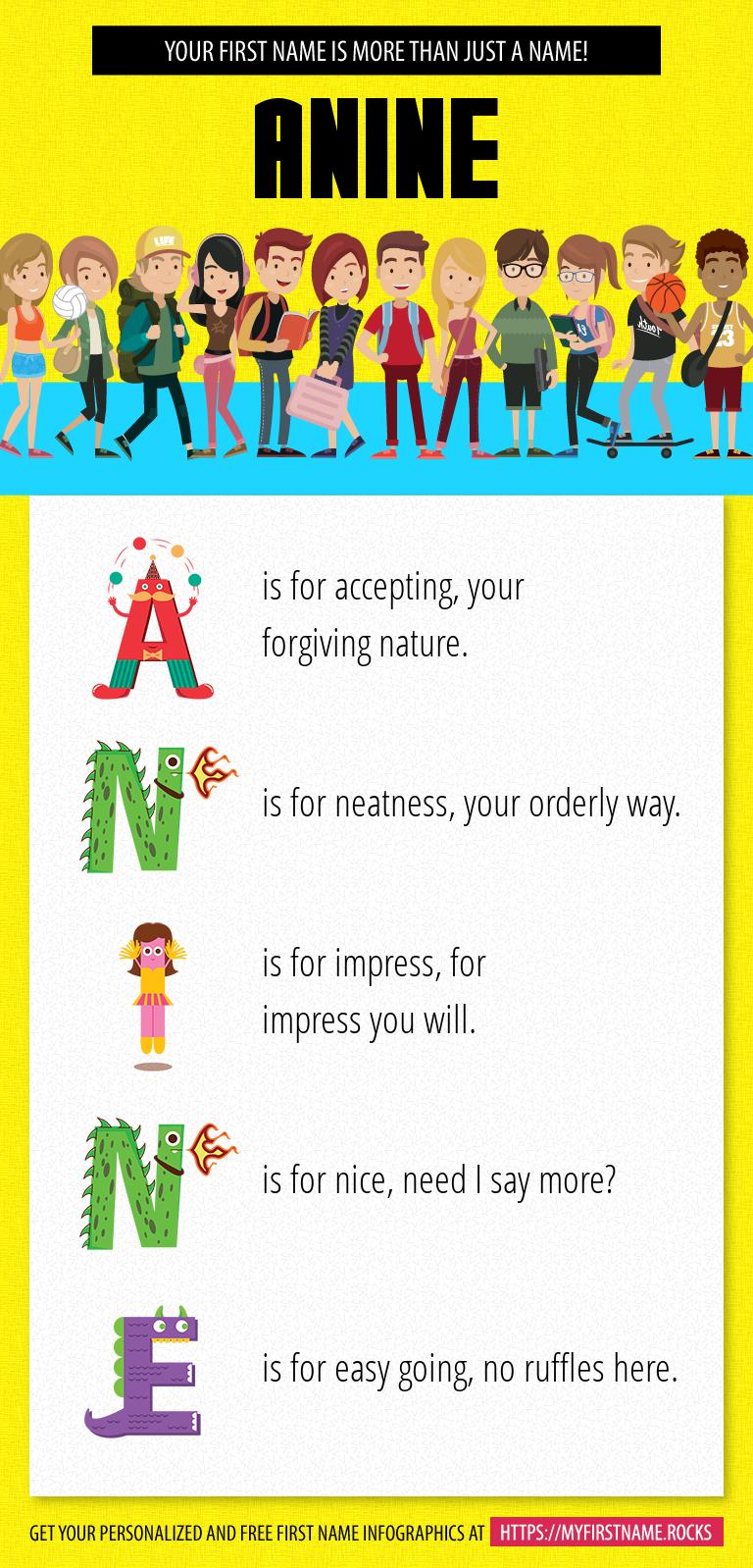 Anine Infographics