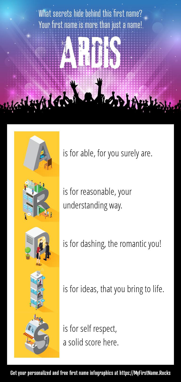 Ardis Infographics