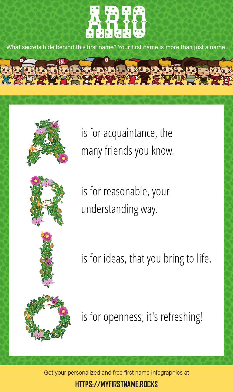 Ario Infographics