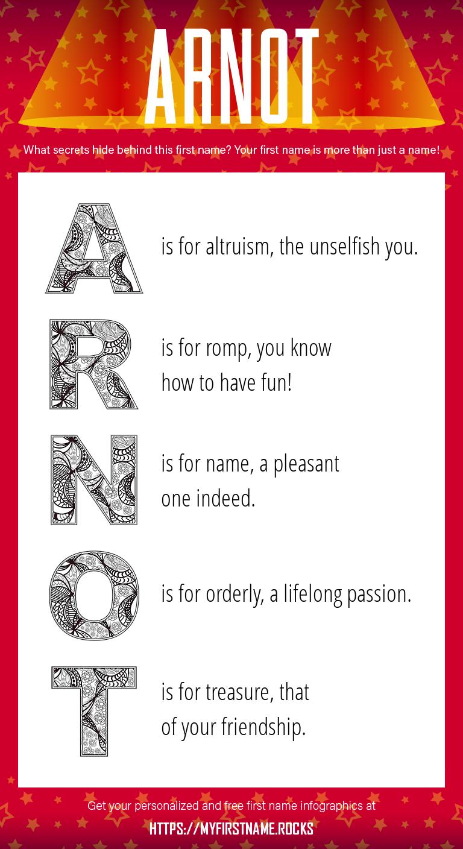 Arnot Infographics