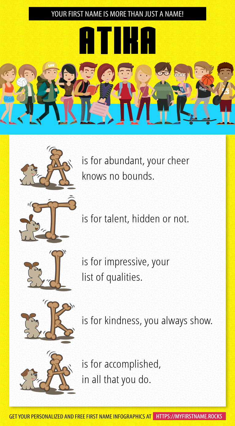 Atika Infographics