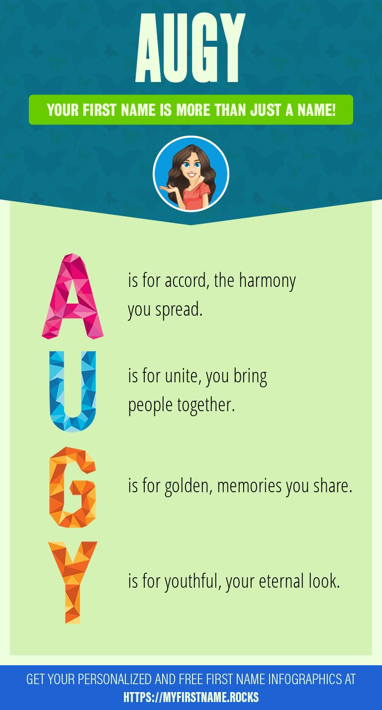 Augy Infographics