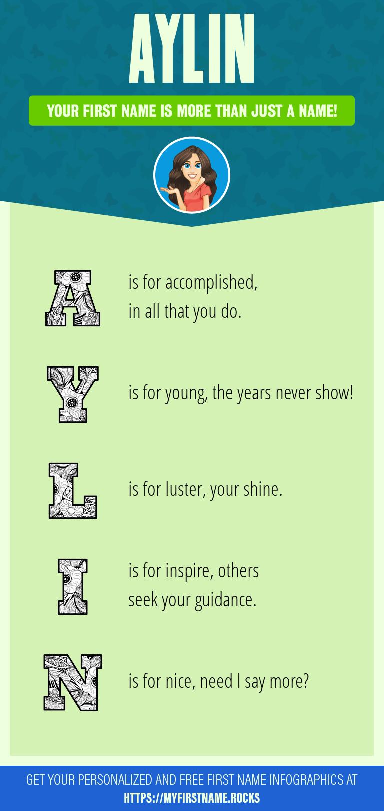 Aylin Infographics