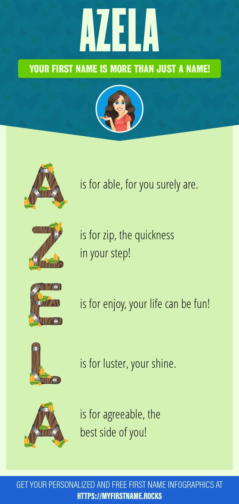 Azela Infographics