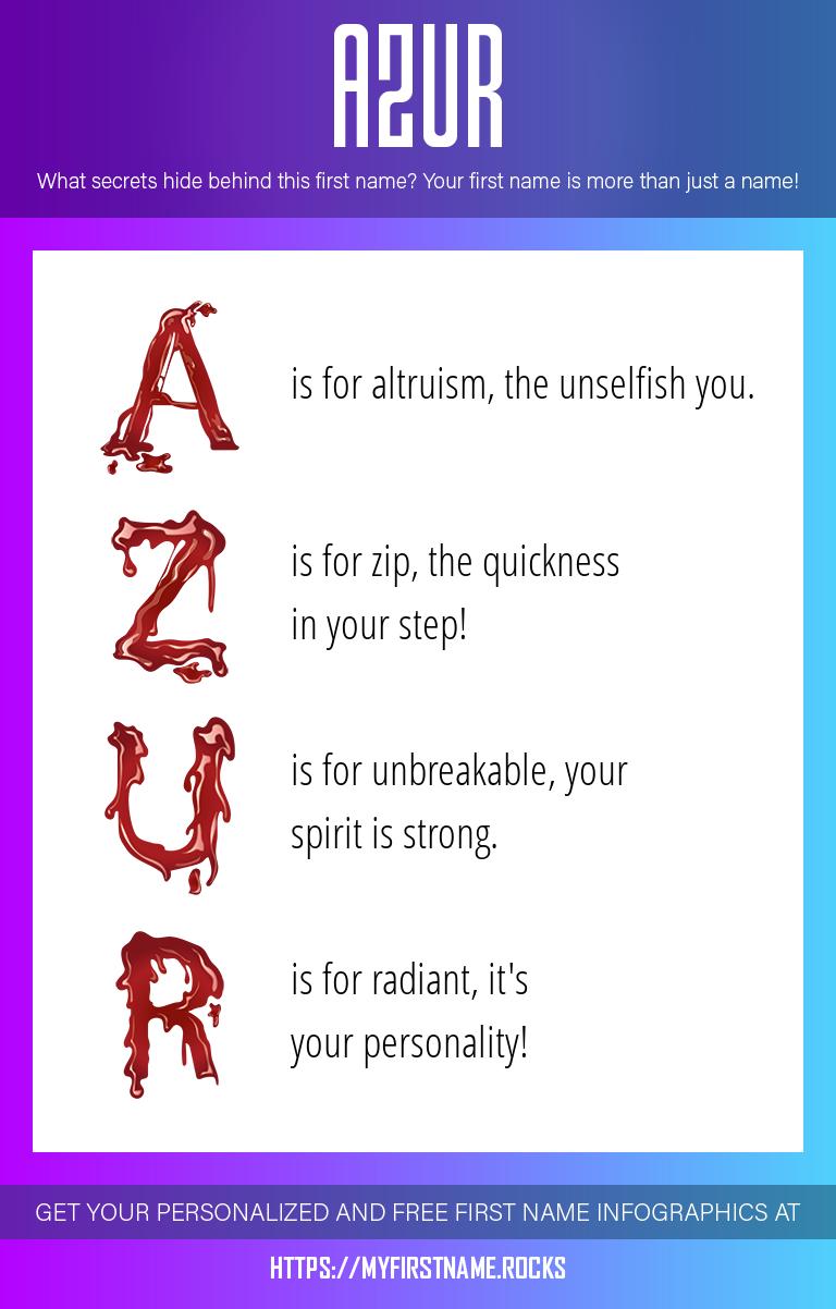 Azur Infographics