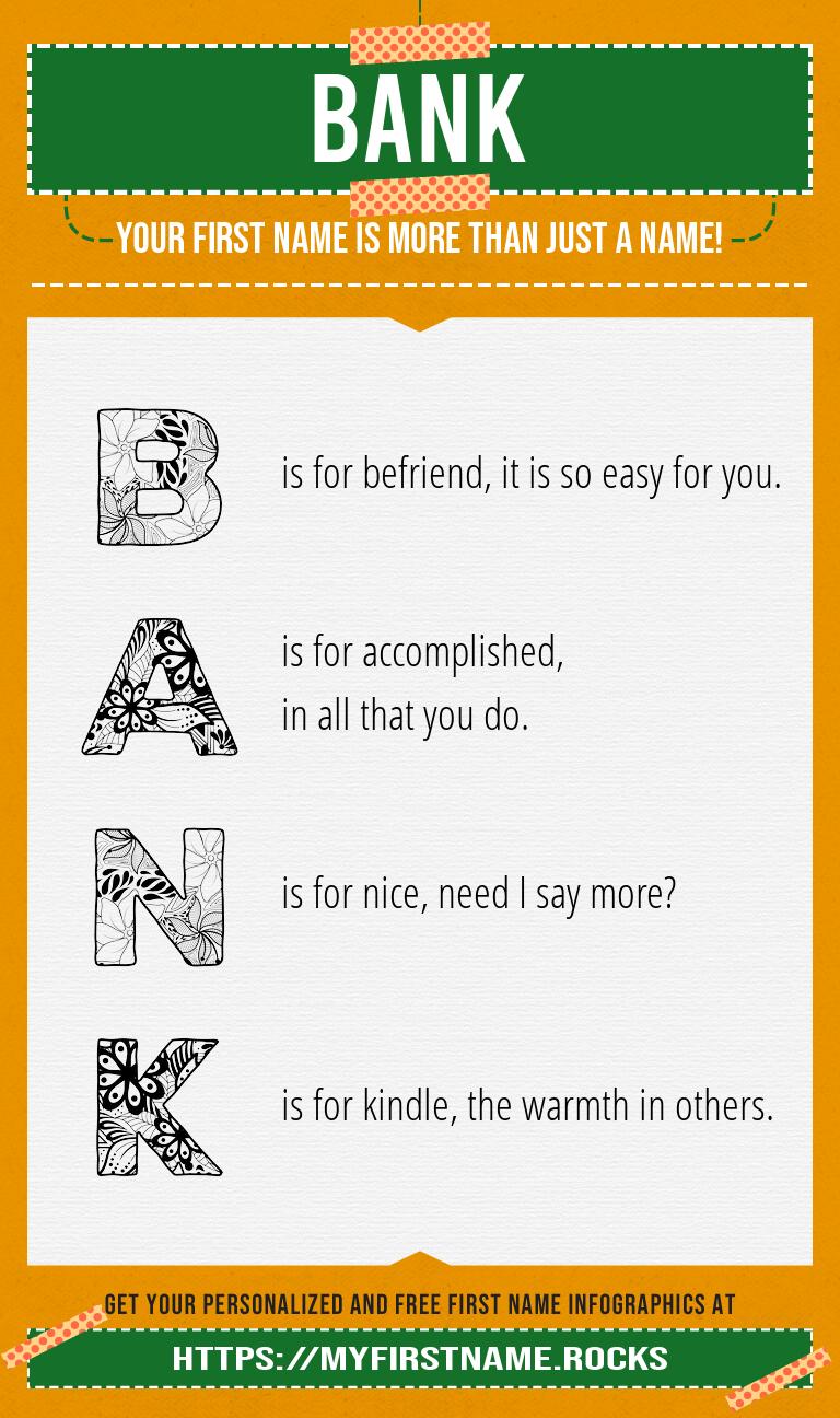 Bank Infographics