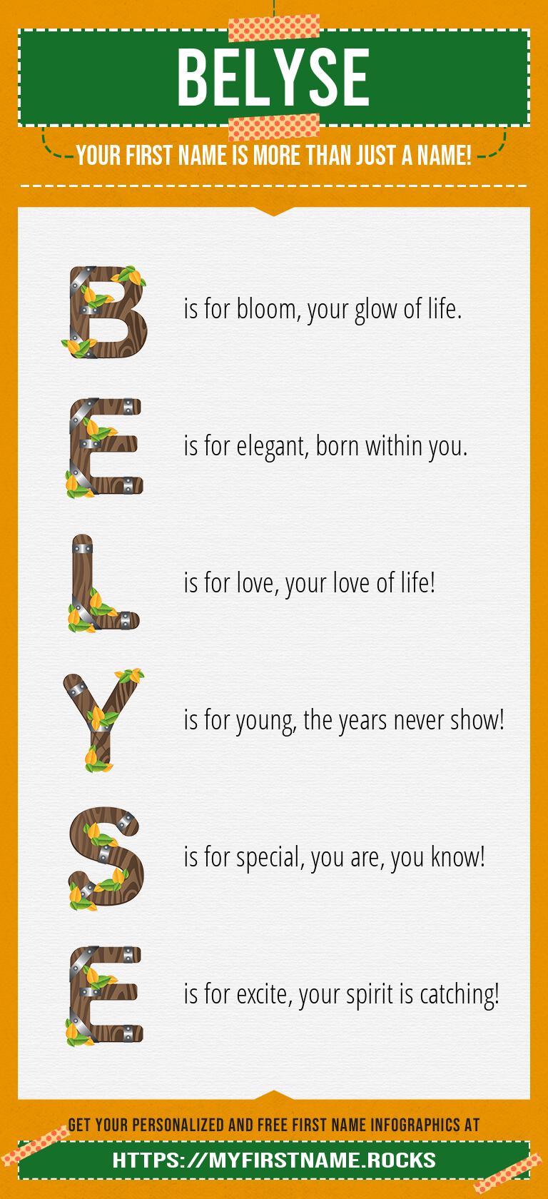Belyse Infographics