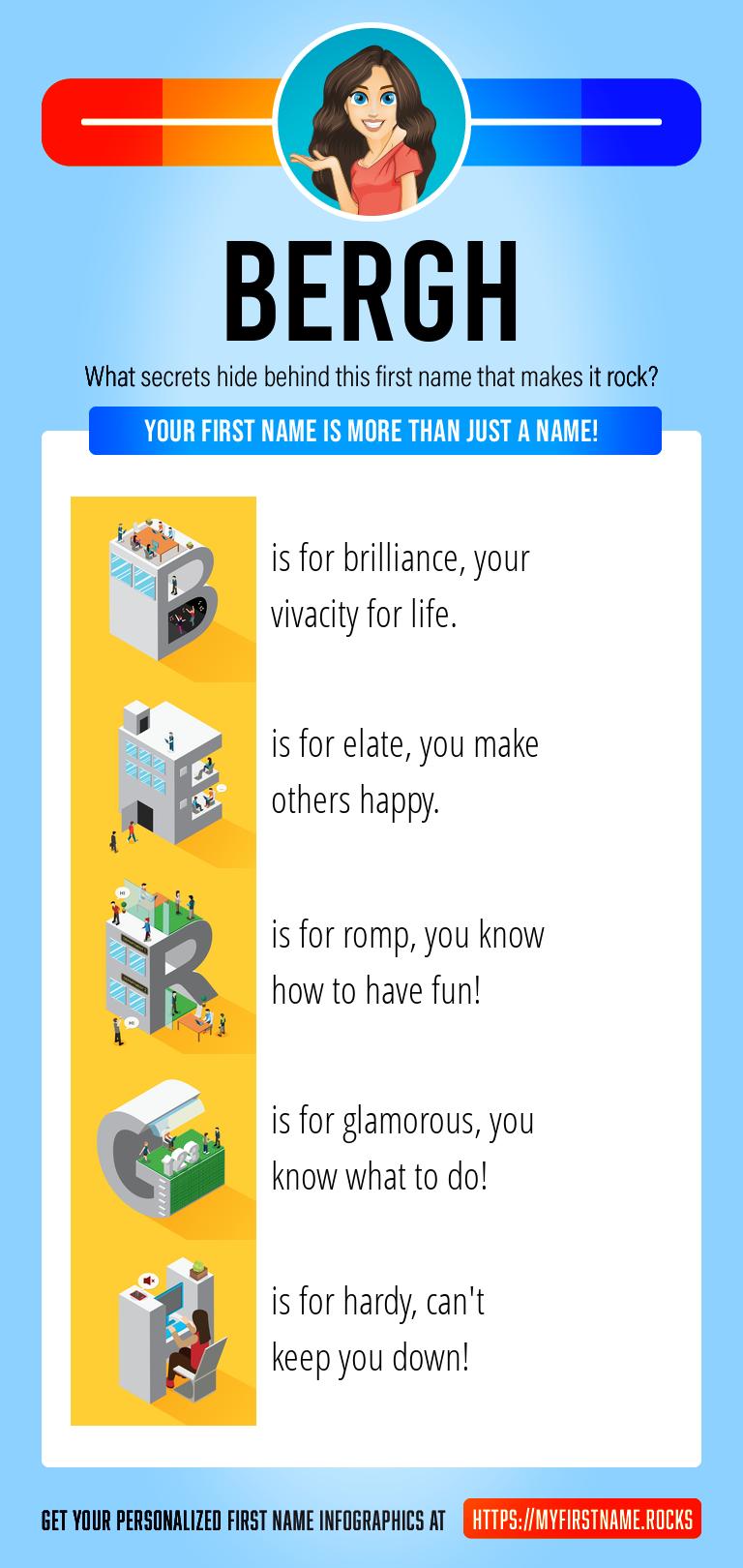 Bergh Infographics