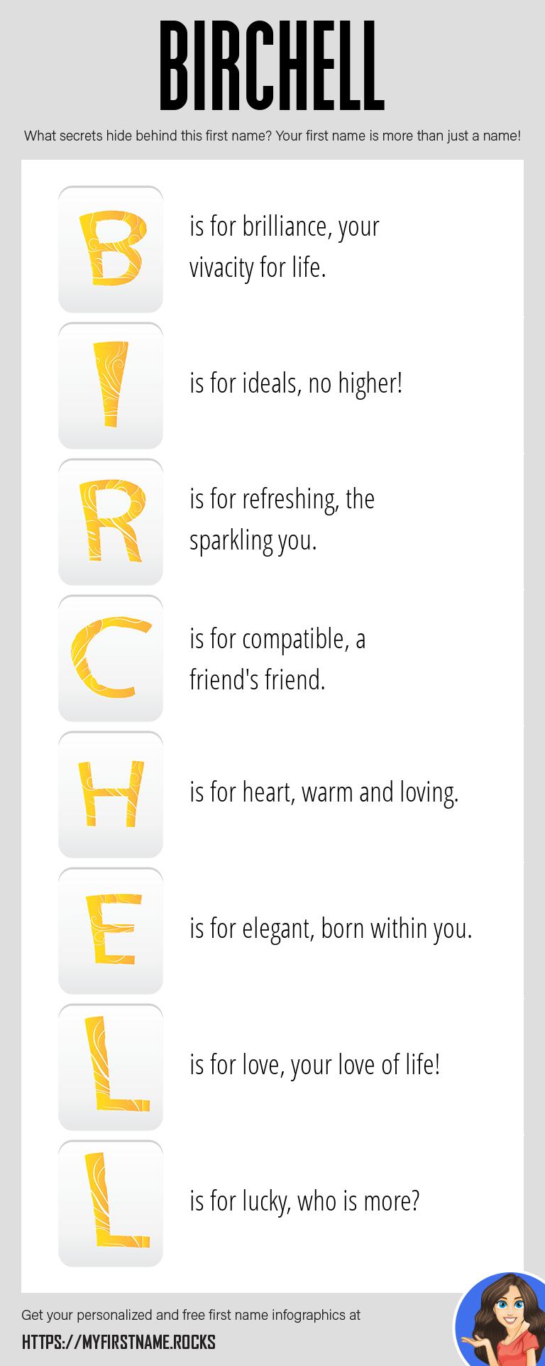 Birchell Infographics