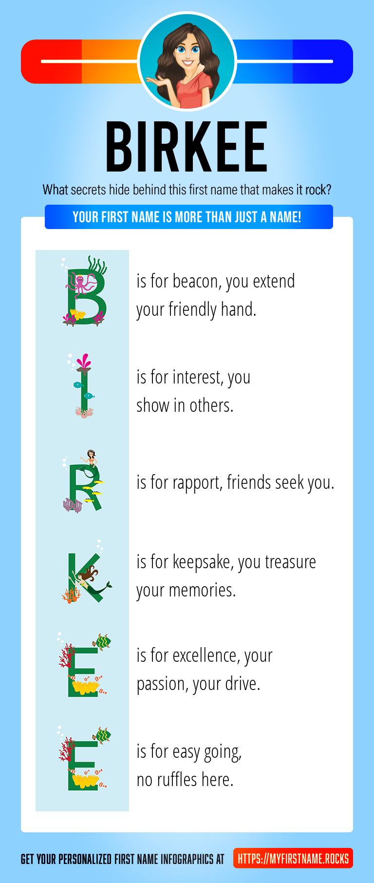 Birkee Infographics