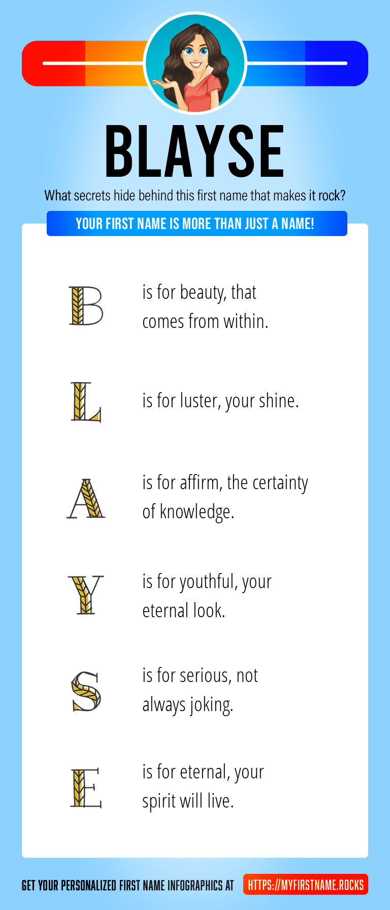Blayse Infographics