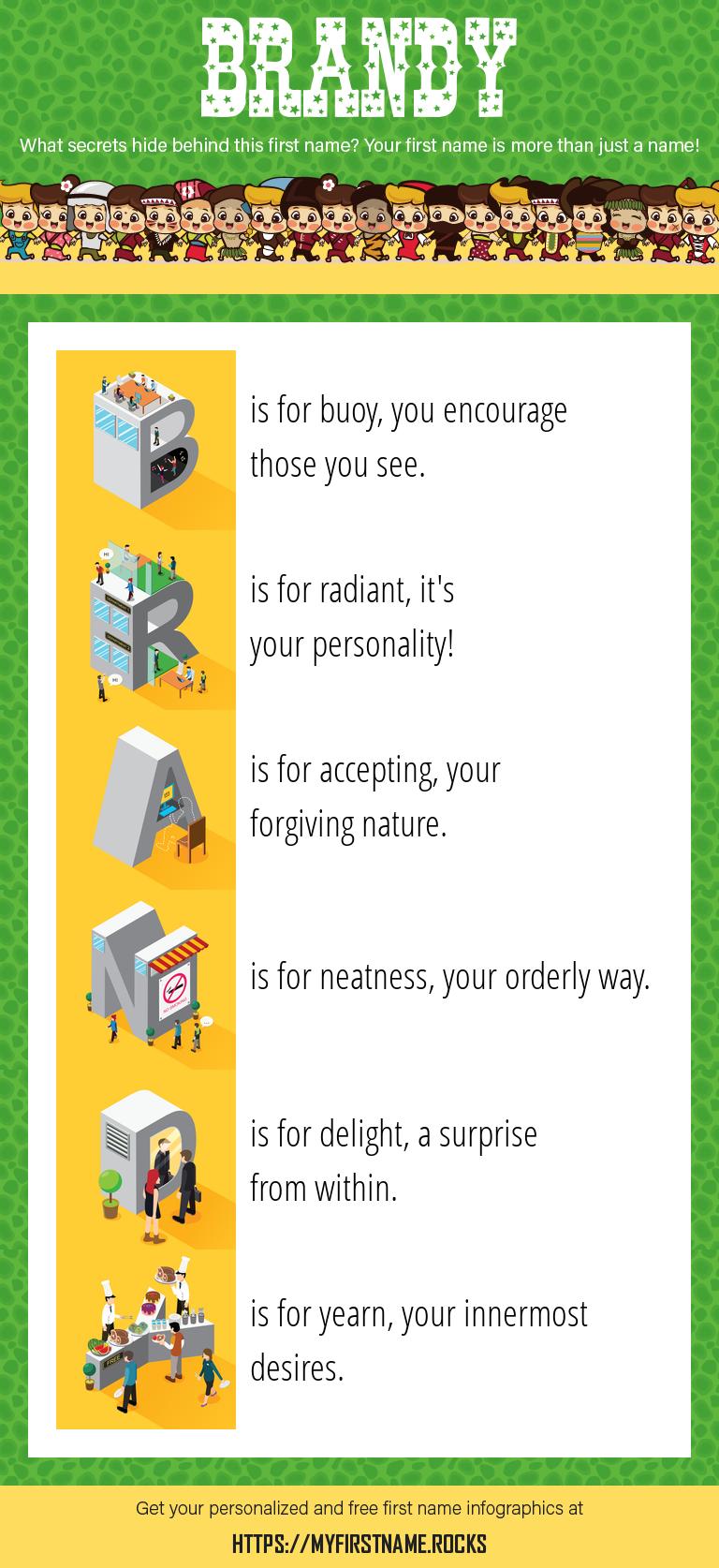 Brandy Infographics