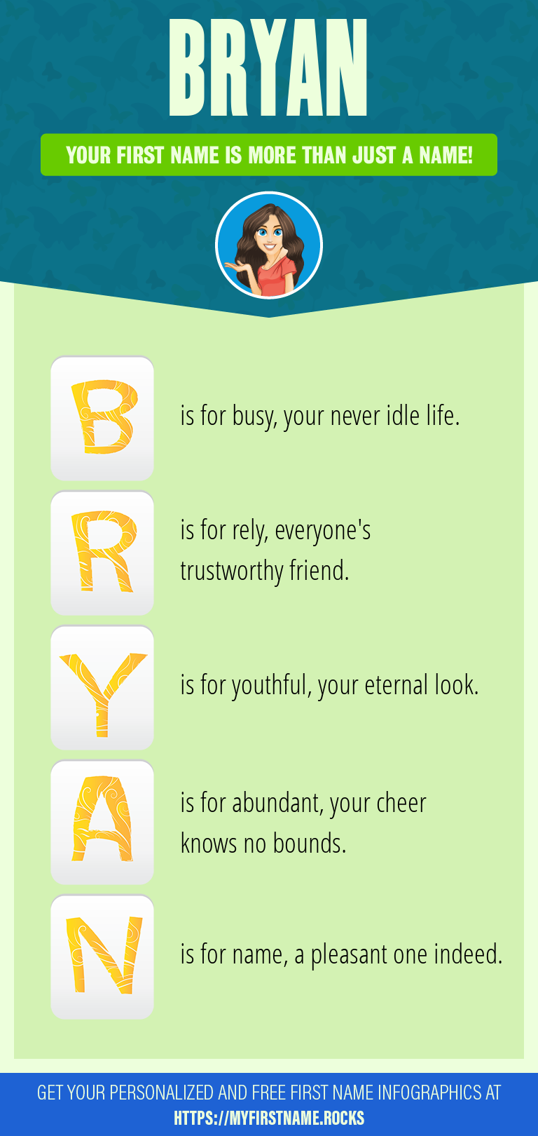 Bryan Infographics