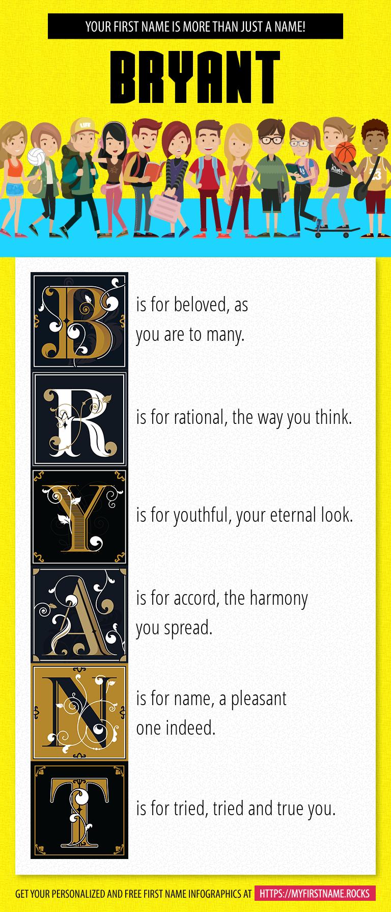Bryant Infographics