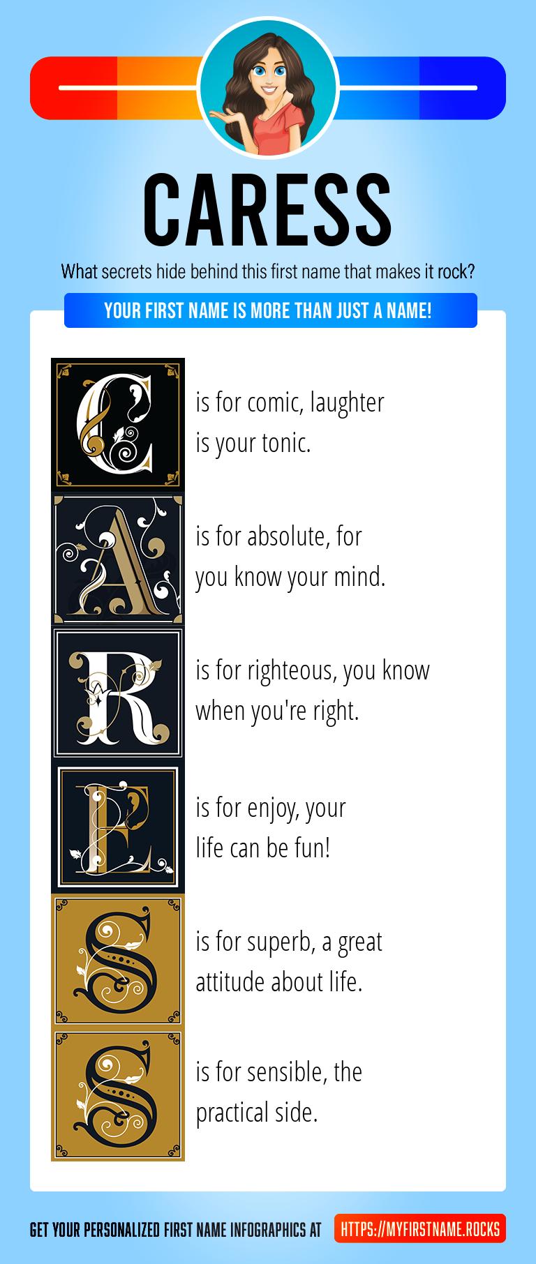 Caress Infographics