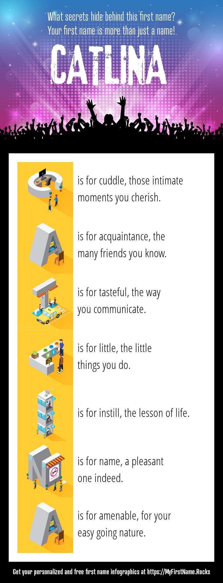 Catlina Infographics