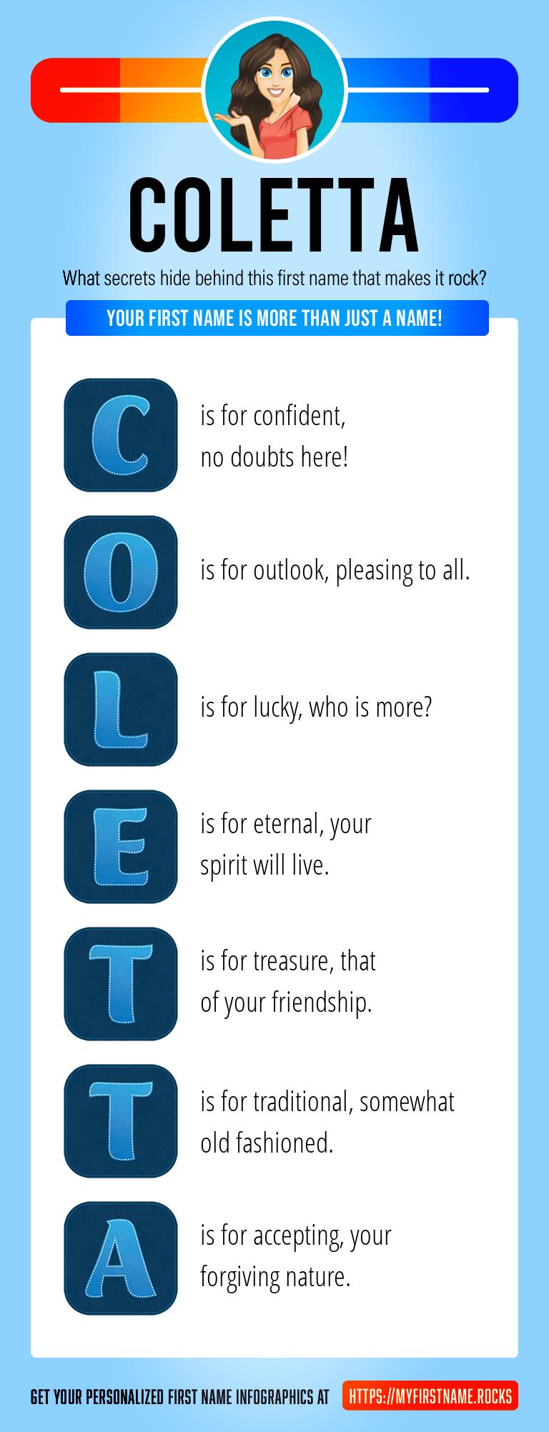 Coletta Infographics