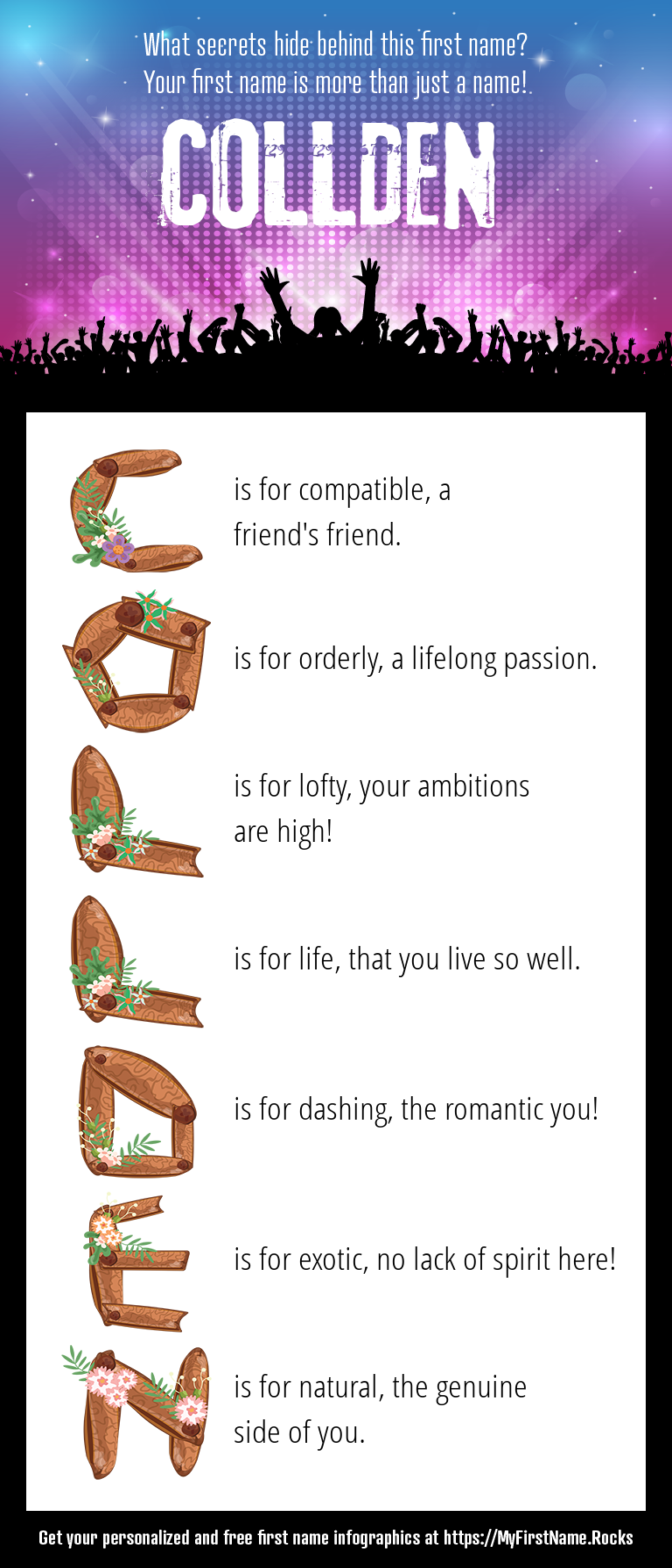 Collden Infographics