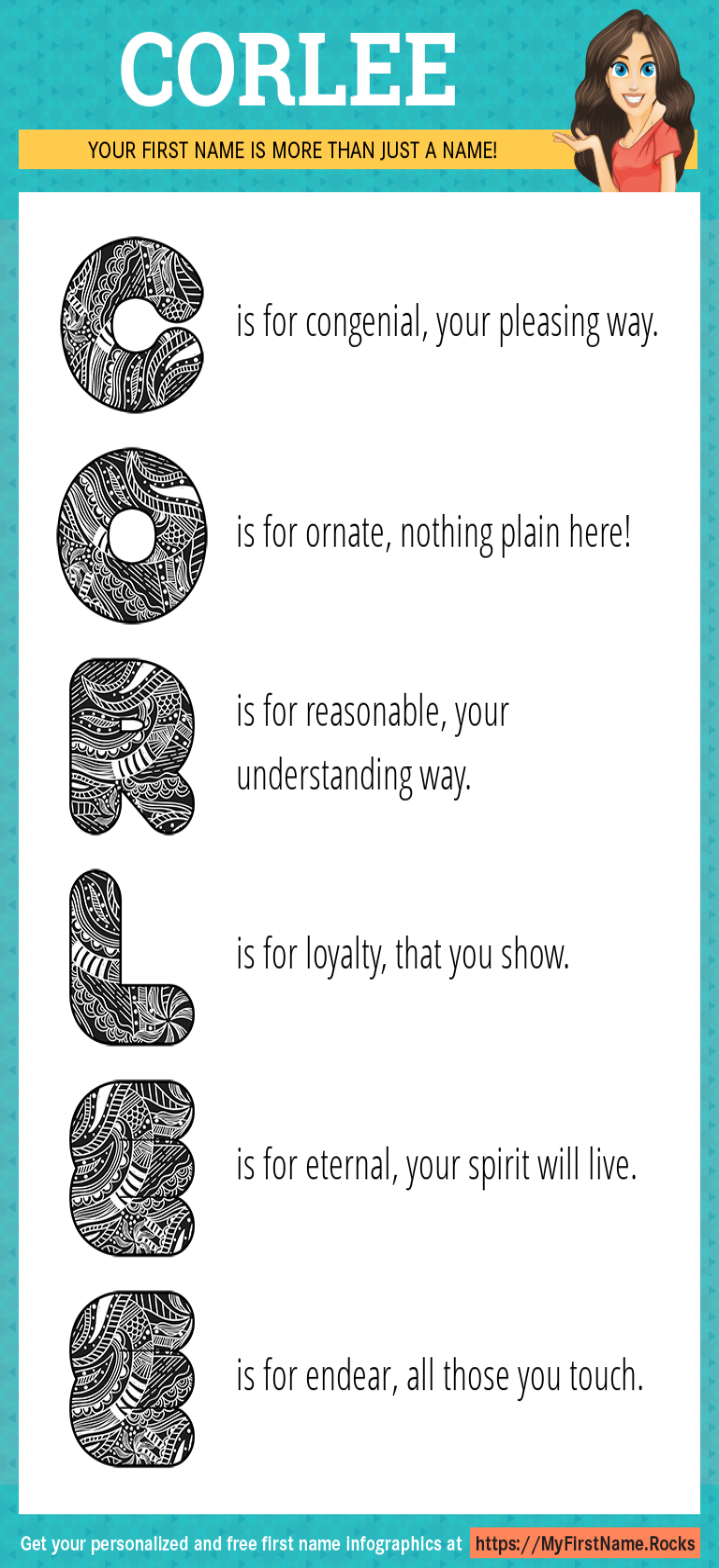 Corlee Infographics