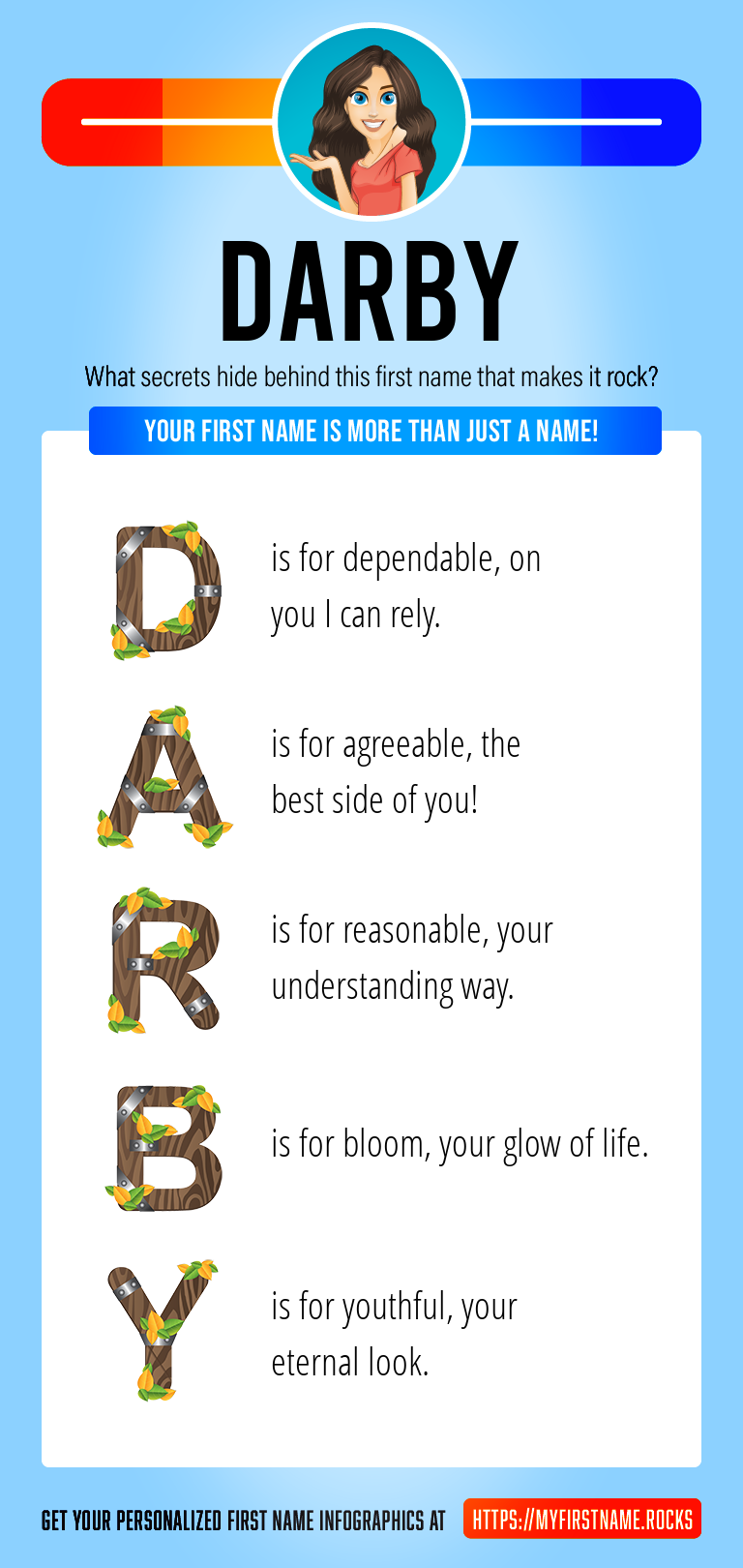 Darby Infographics