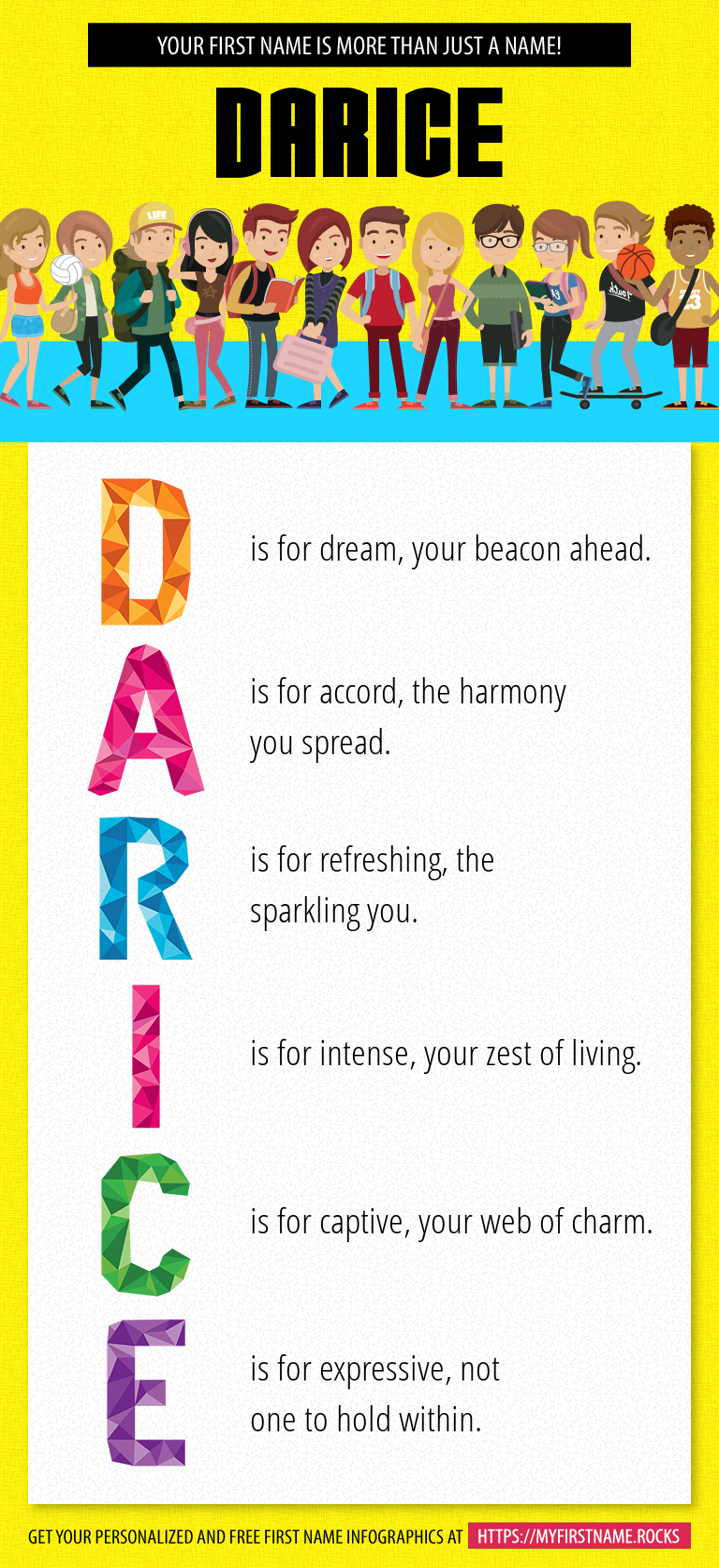 Darice Infographics