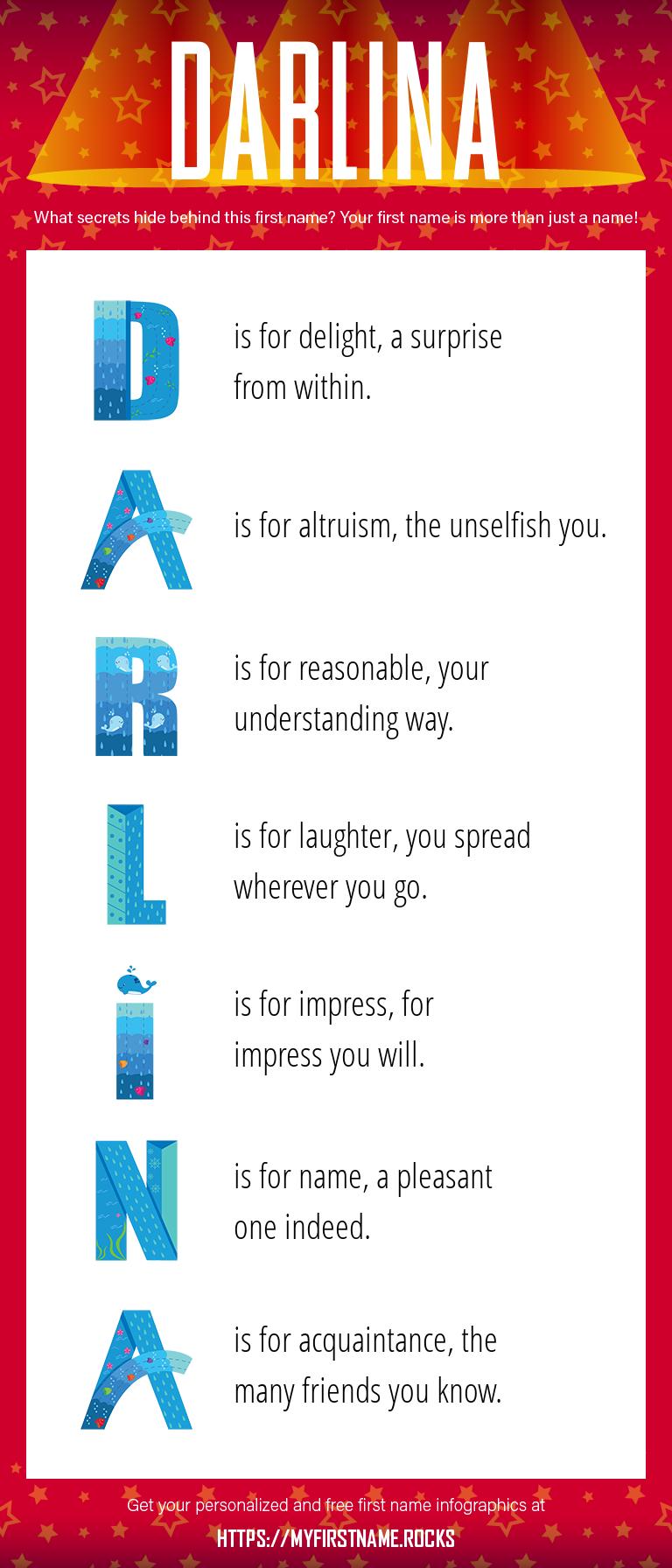 Darlina Infographics