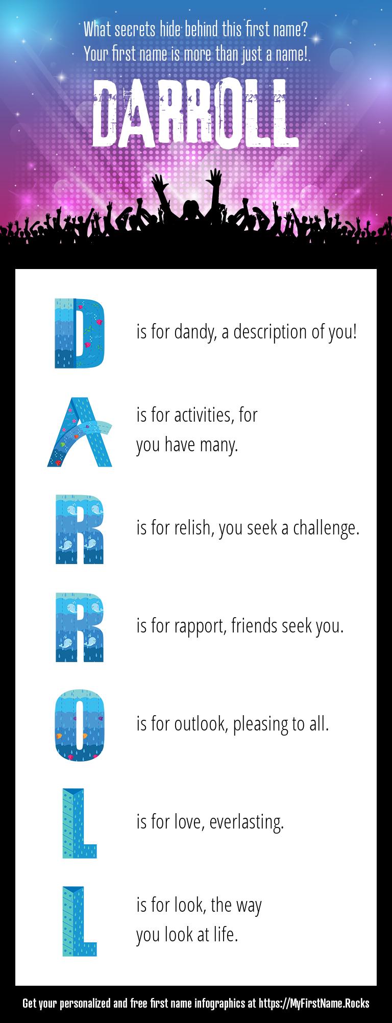 Darroll Infographics