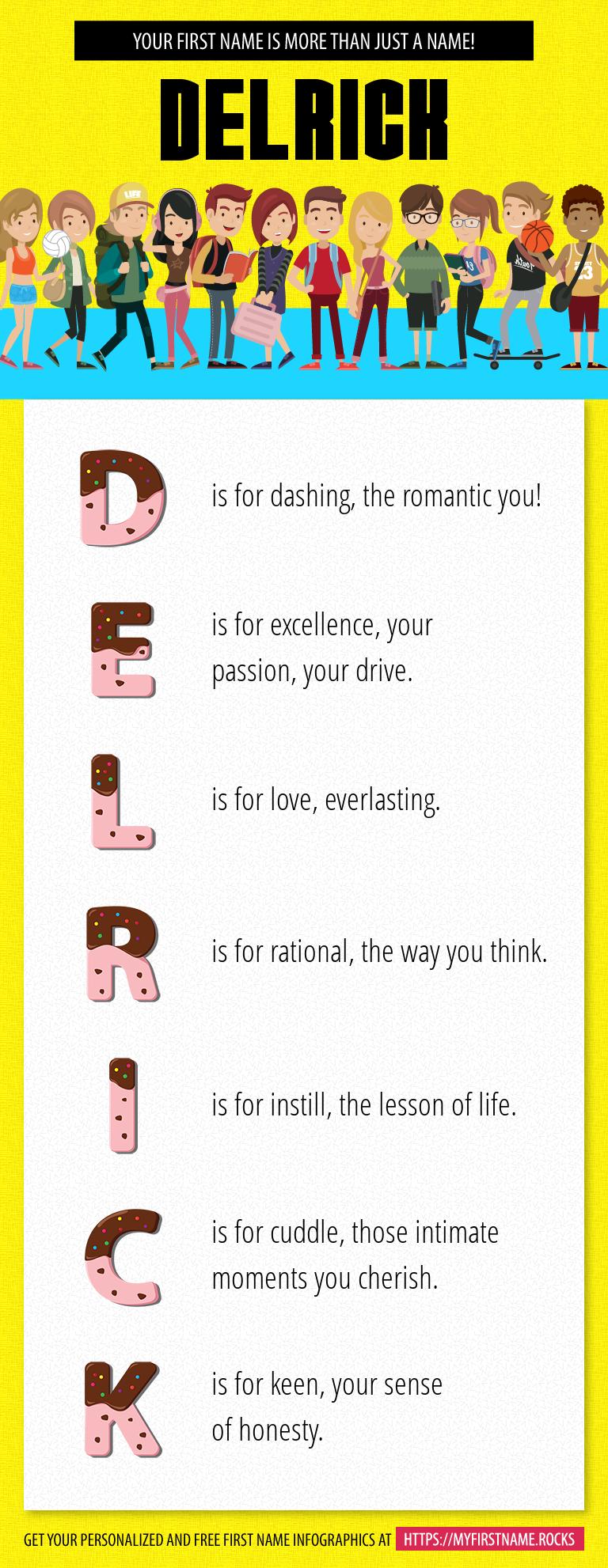 Delrick Infographics