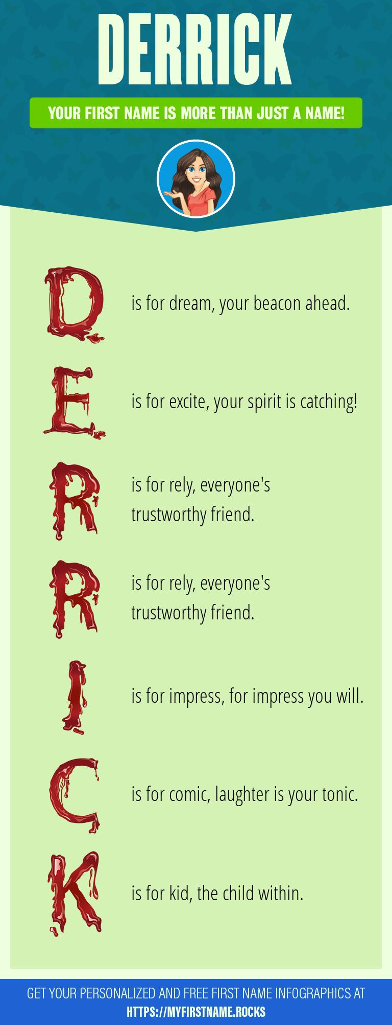 Derrick Infographics