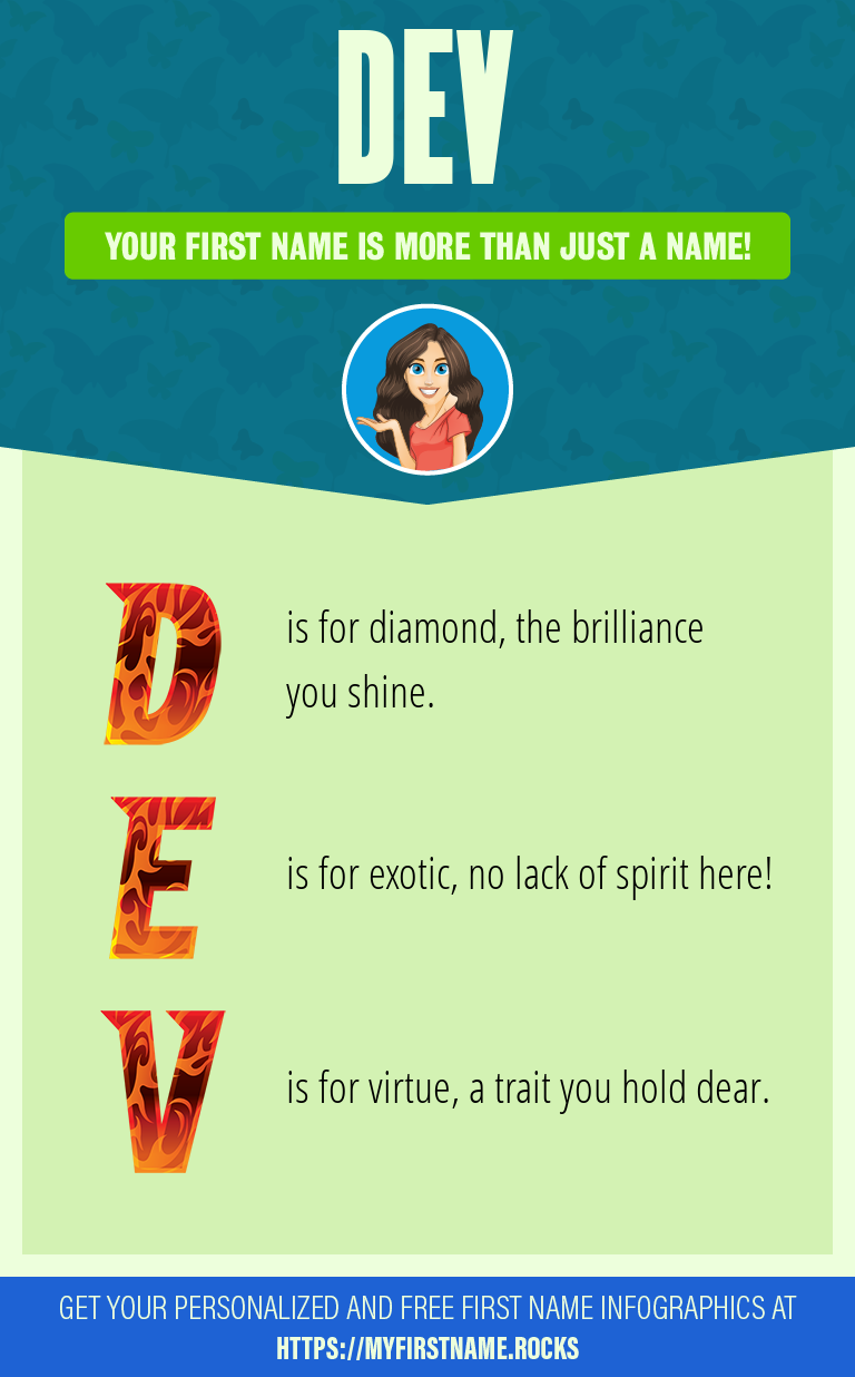 Dev Infographics