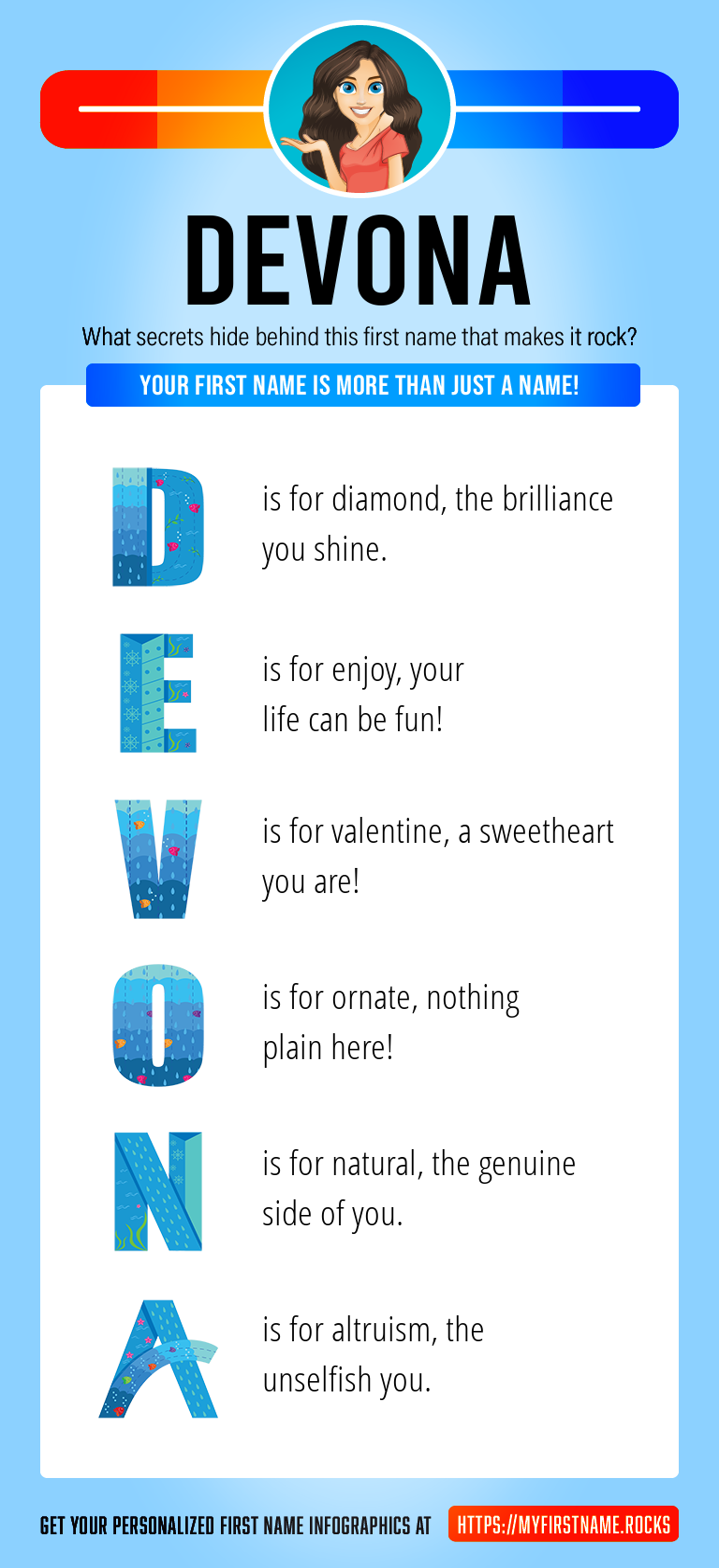 Devona Infographics