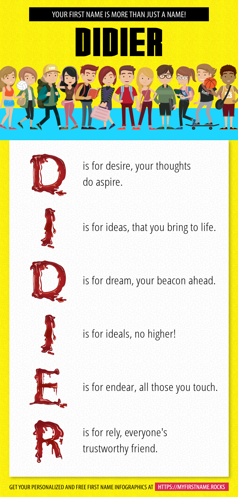 Didier Infographics
