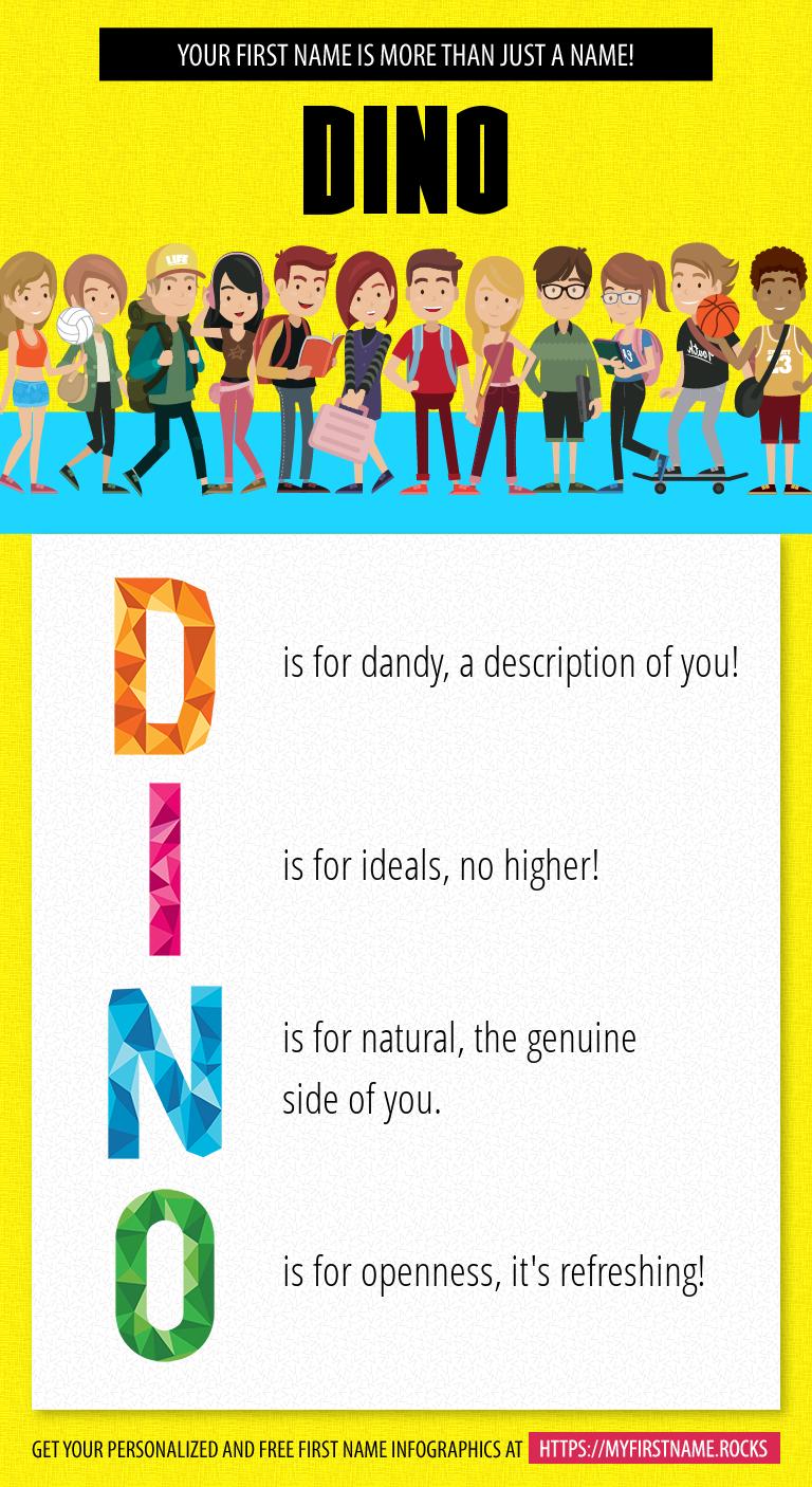 Dino Infographics
