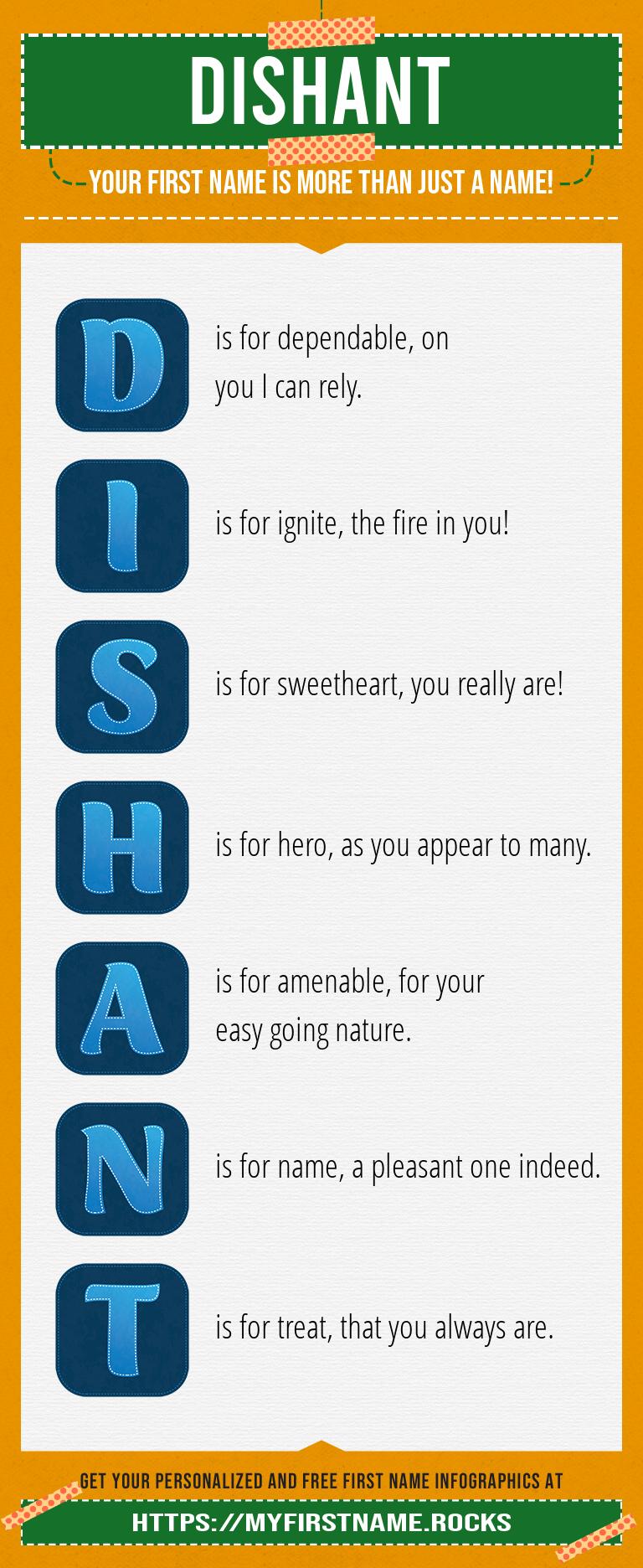 Dishant Infographics
