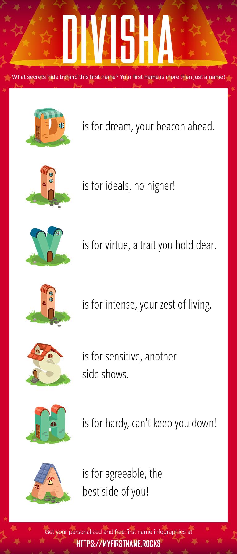 Divisha Infographics