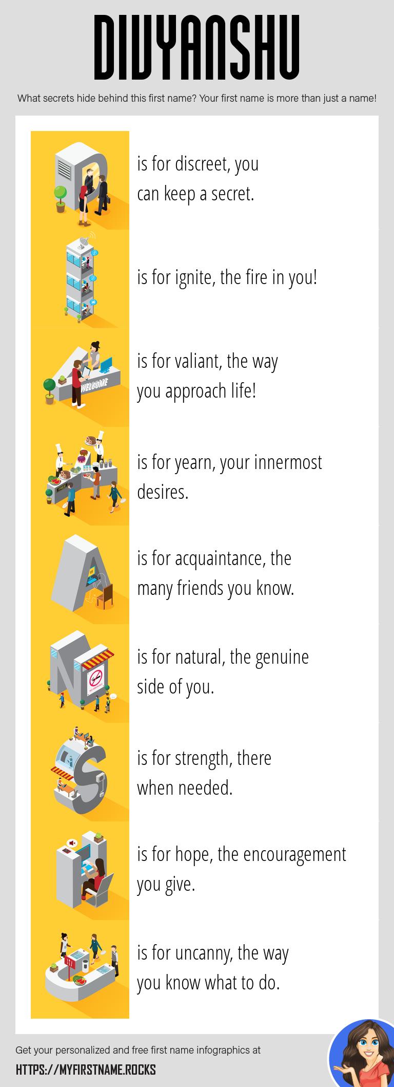 Divyanshu Infographics