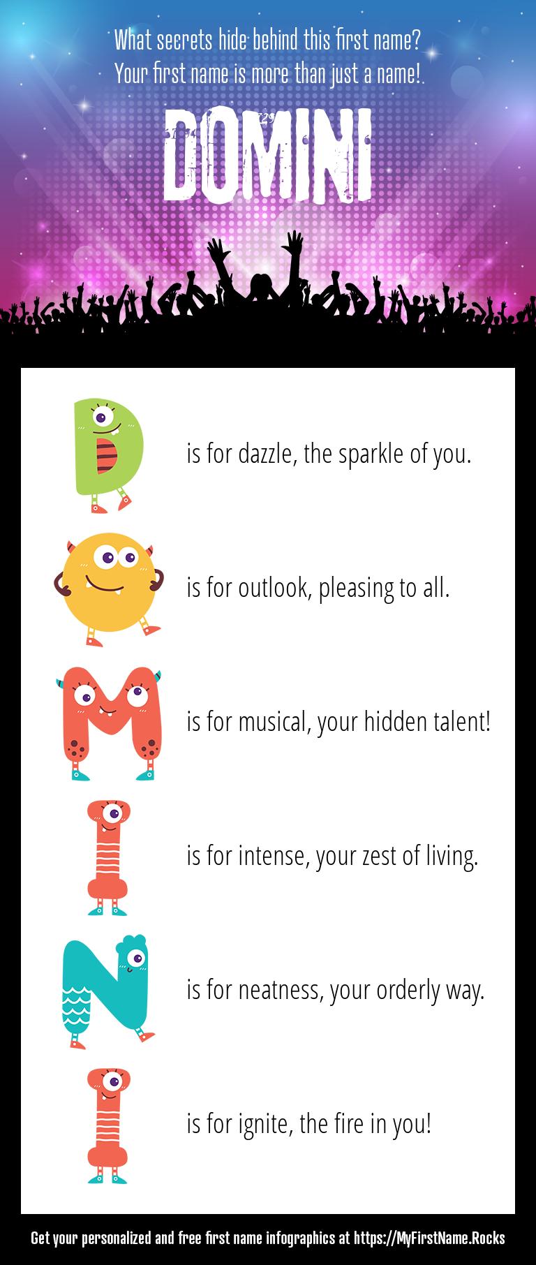 Domini Infographics