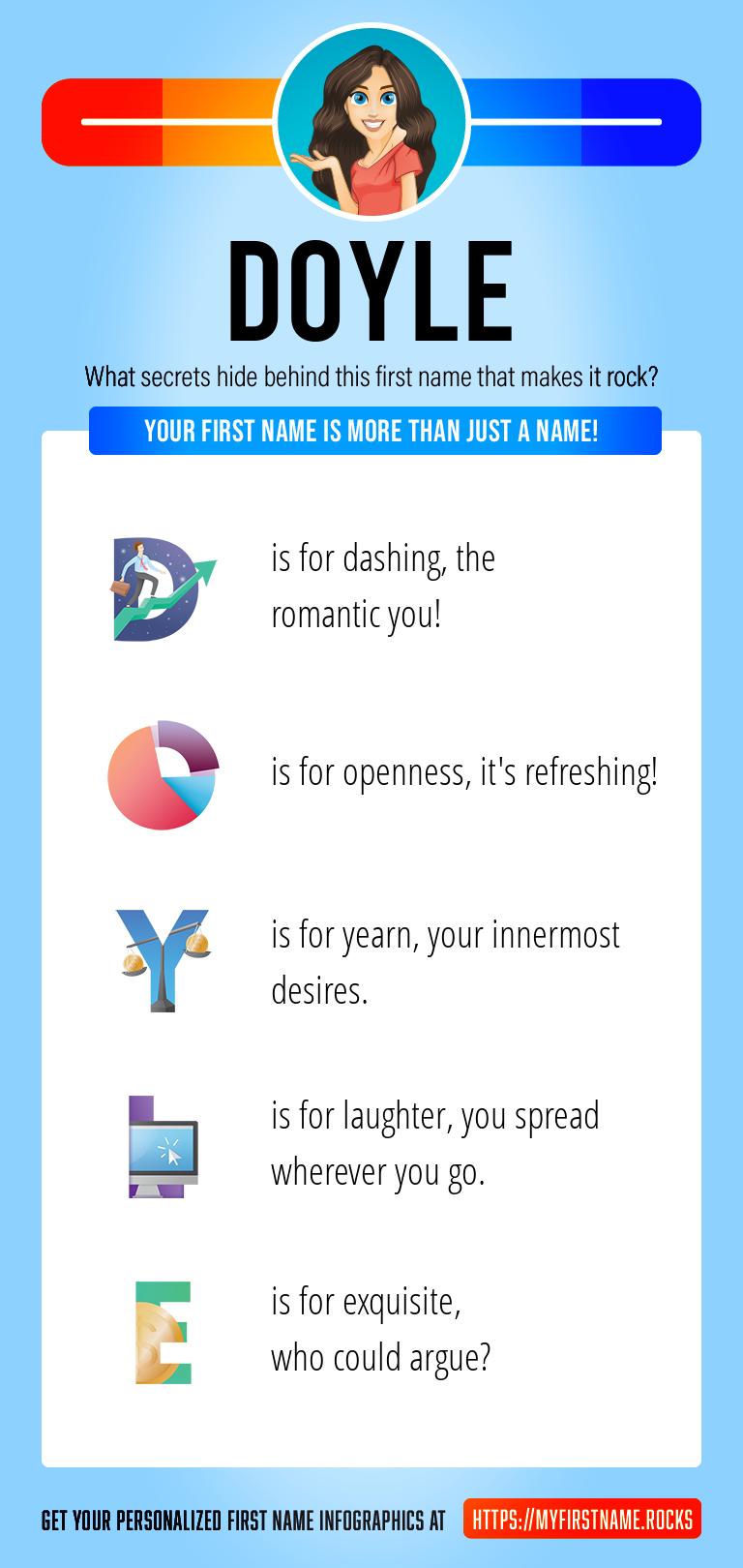Doyle Infographics