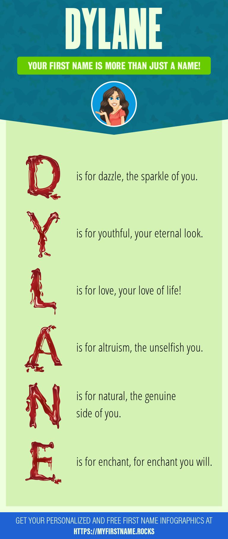 Dylane Infographics