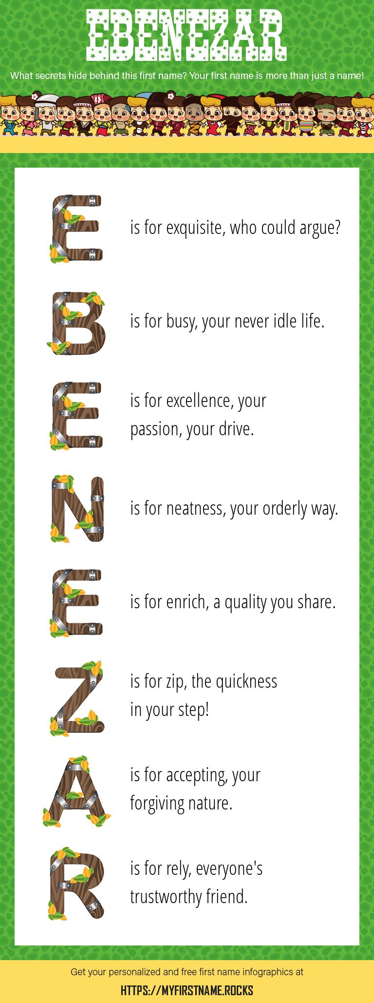 Ebenezar Infographics