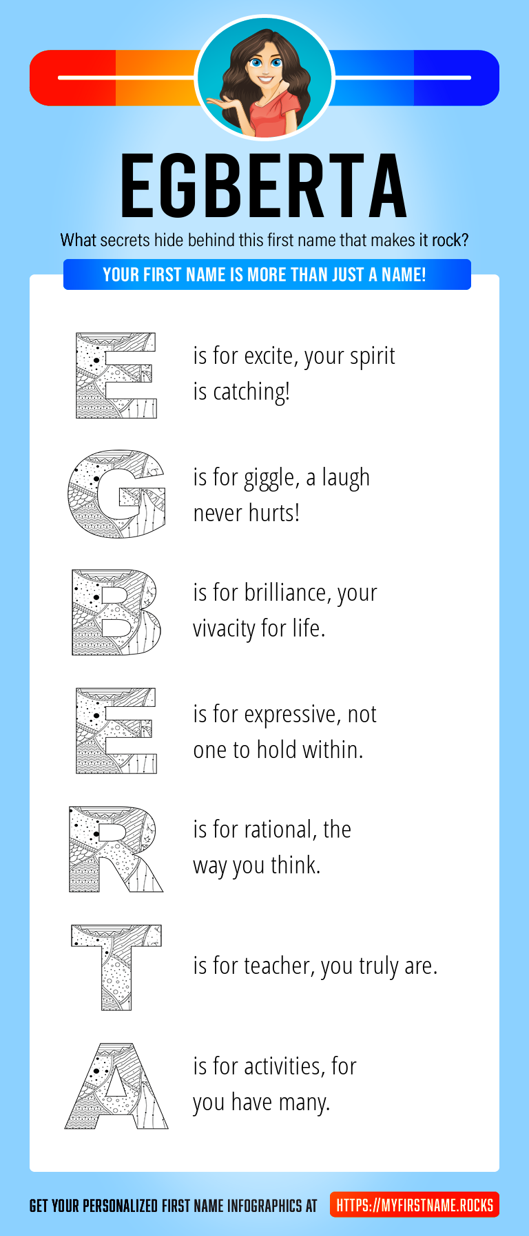 Egberta Infographics