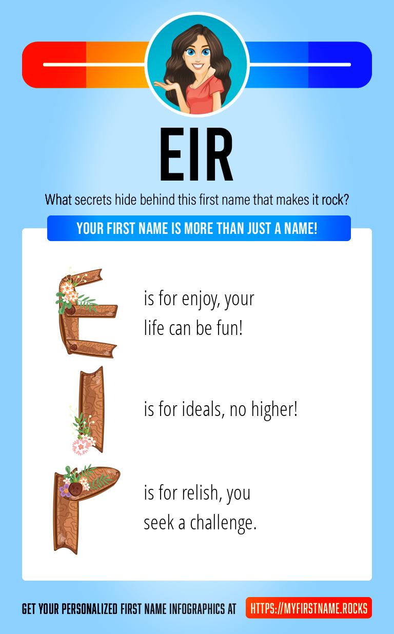 Eir Infographics