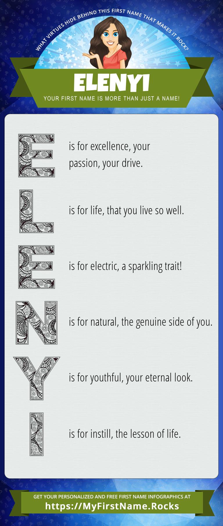 Elenyi Infographics