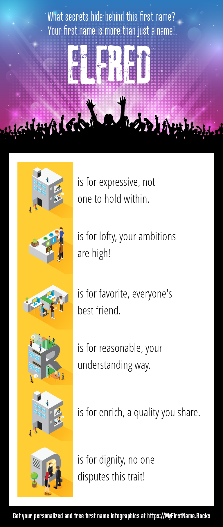 Elfred Infographics
