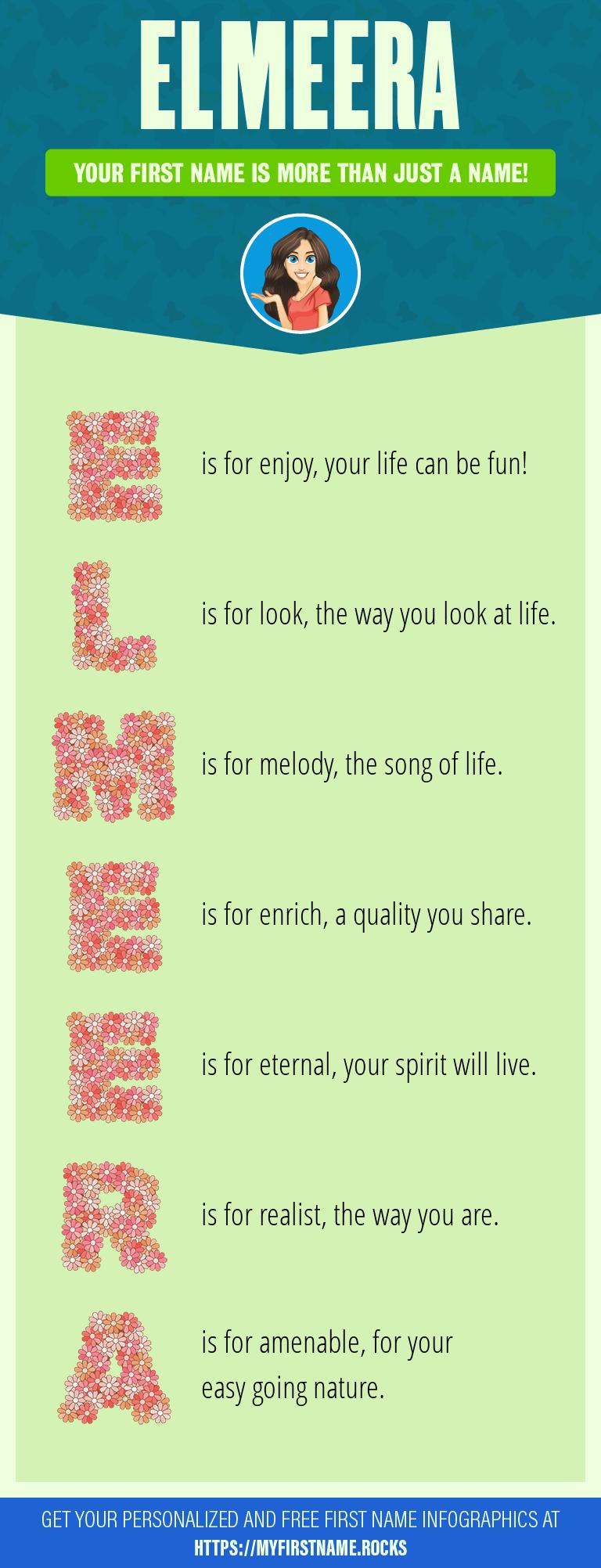Elmeera Infographics