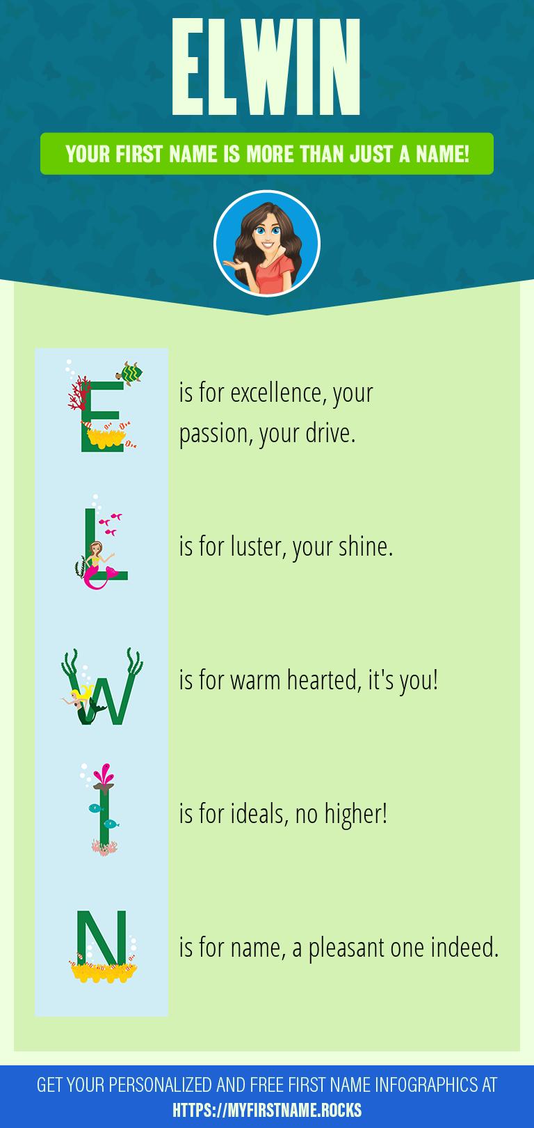Elwin Infographics