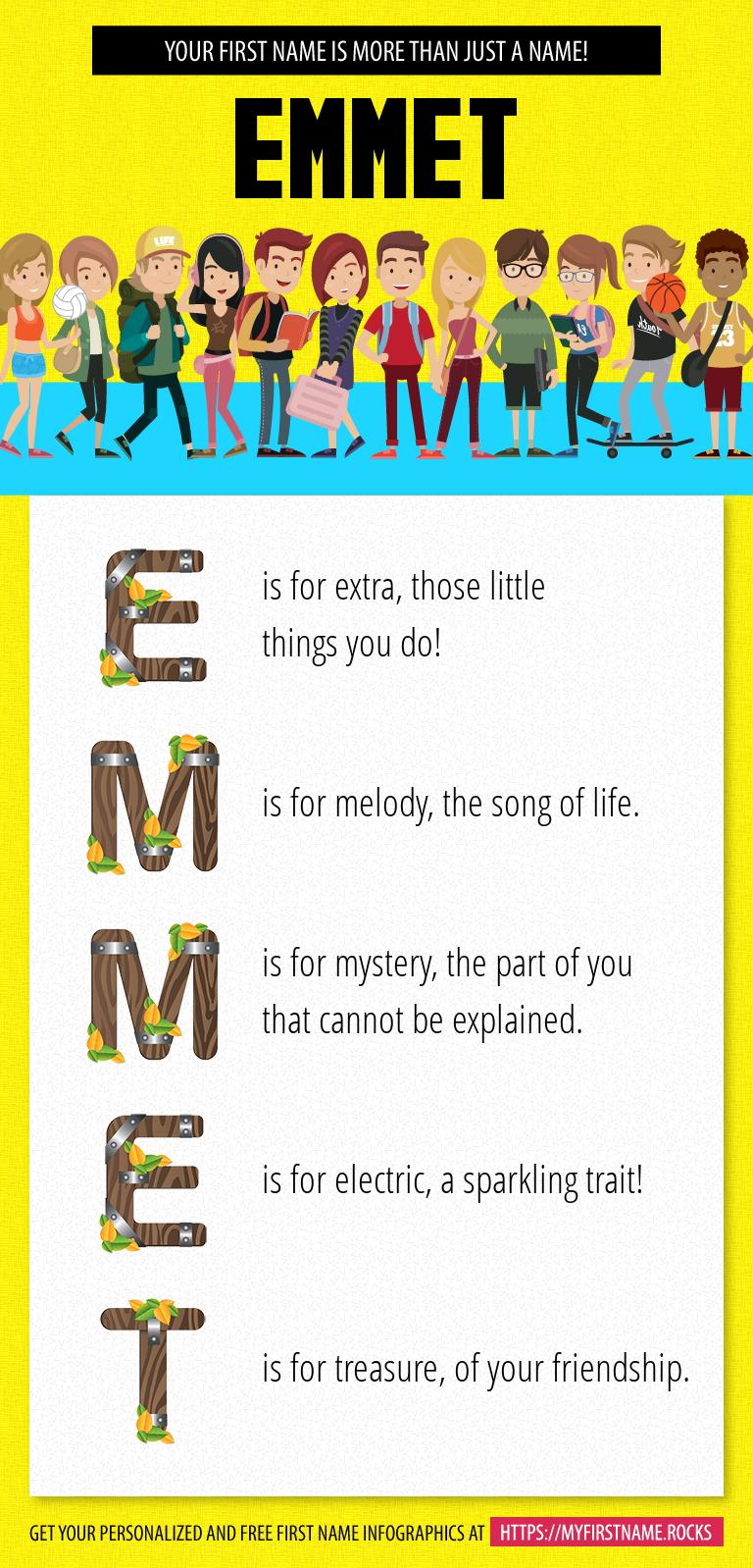 Emmet Infographics