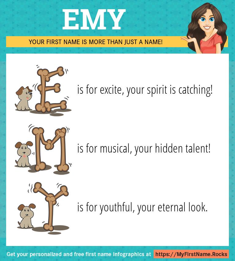 Emy Infographics